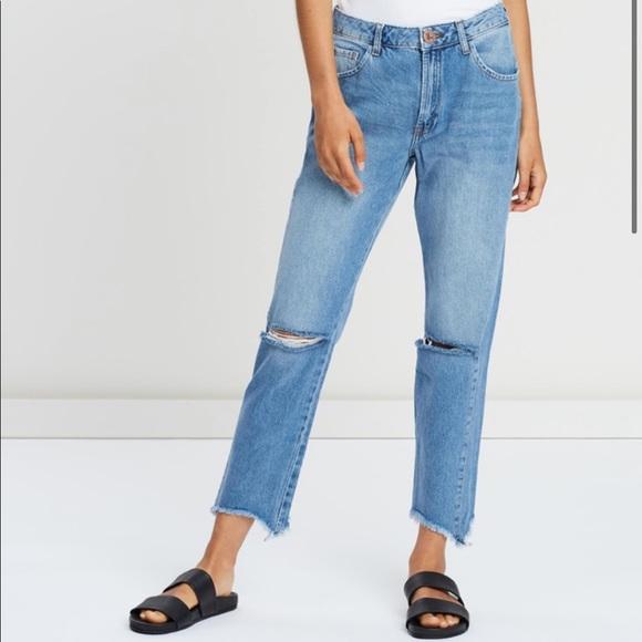 One Teaspoon Trucker Jeans